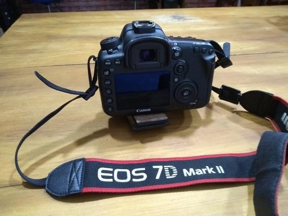 Câmera Canon Eos 7d Mark Ii