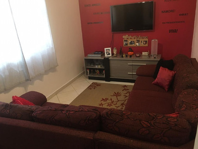 Apartamento Térreo 3 Quartos/suíte Ótima Localização Santos