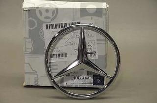 Estrela Da Grade Frontal Mercedes