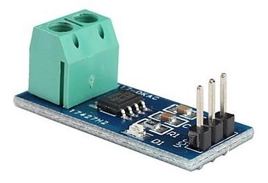 Sensor De Corrente 20a Acs712 20a + Código Arduino + Nfe