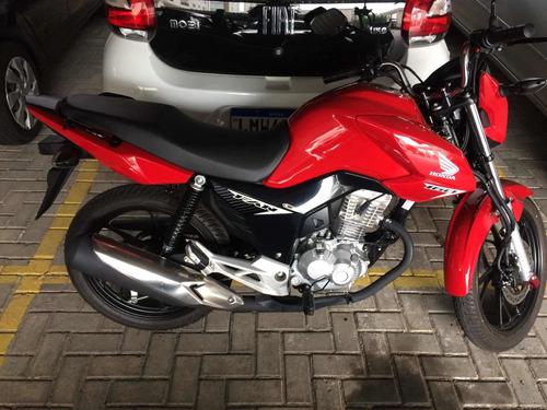 Imagem 1 de 7 de Honda Cg 160 Fan Flex