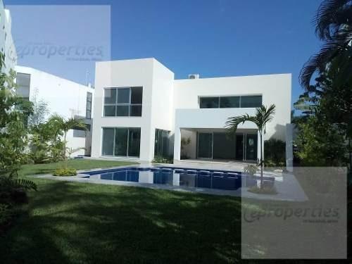 Casa En Venta / Renta En Villa Magna Residencial Cancún
