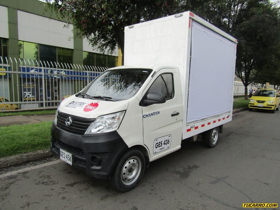 Changan Mini Truck Furgon
