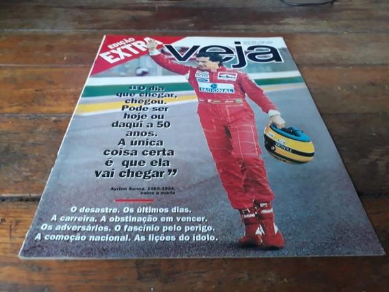 Revista Veja - Edição Extra - Ayrton Senna