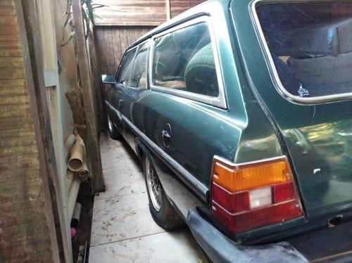Imagem 1 de 4 de Chevrolet Caravan Comodoro 4.1