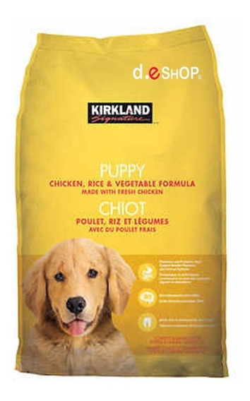 Croqueta Kirkland Para Cachorro Puppy 9.07 Kg Tienda Oficial