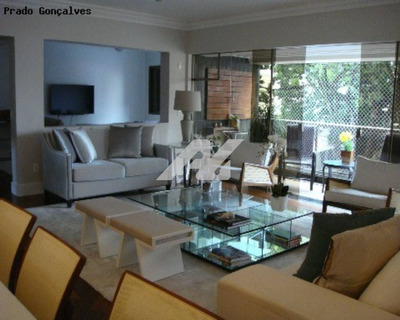 Apartamento À Venda Em Cambuí - Ap121572