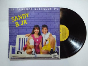 Lp Grandes Sucessos De Sandy Junior