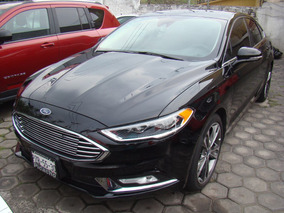 Ford Fusion Titanium Plus 2017
