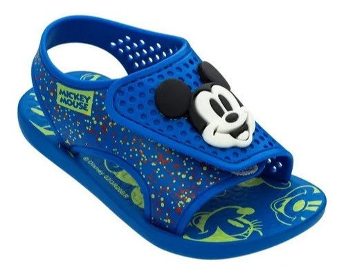 Chinelo Infantil Unissex Love Disney Mickey Minnie 26111