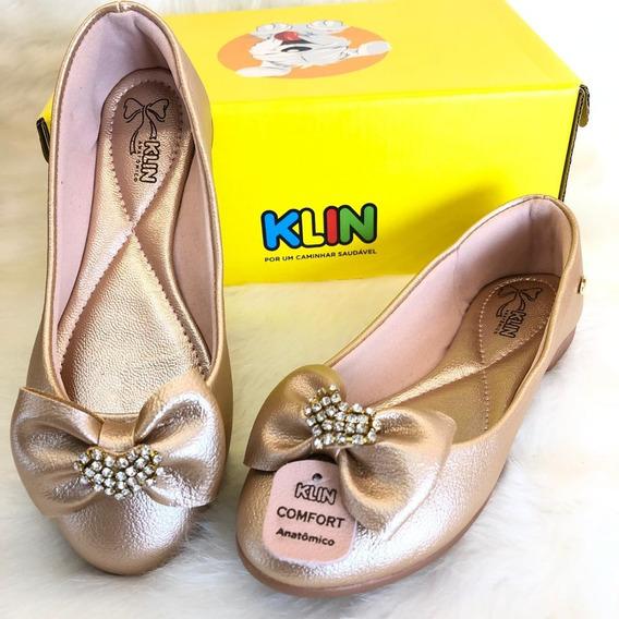 Sapatilha Princesa Kids Feminina Klin - 16491