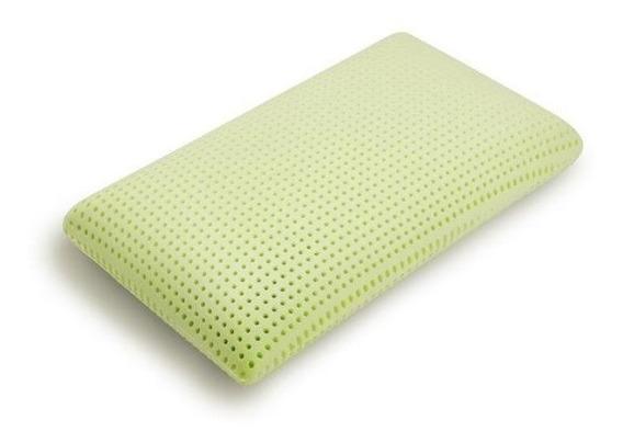 Almohada De Memory Foam Bio Mattress Con Aloe