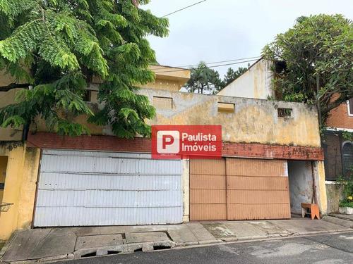 Imagem 1 de 30 de Sobrado Com 4 Dormitórios À Venda, 242 M² Por R$ 1.500.000,00 - Chácara Monte Alegre - São Paulo/sp - So3604