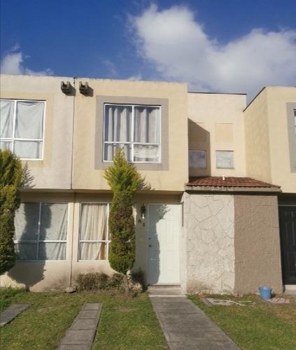 Imagen 1 de 14 de Casa Amueblada Renta Rinconada Del Valle Parque Toluca 2000