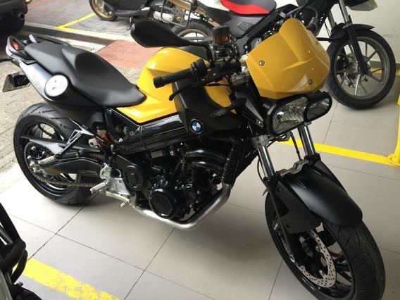 Vendo Moto Naked Bmw F 800r Abs 2012 Amarela
