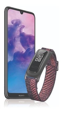 Huawei Y6 2019 32gb - Negro + Band 4e