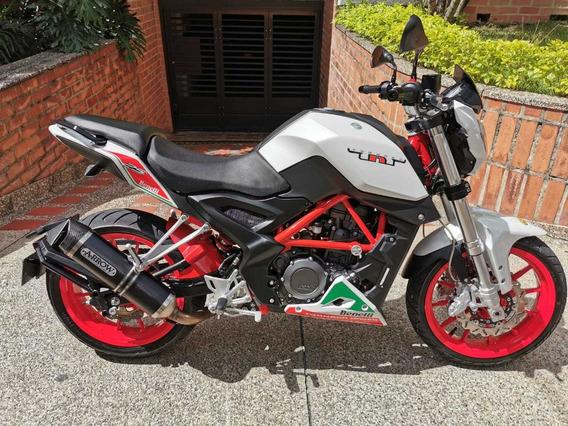 Motos Benelli Tnt250 Modelo 2020