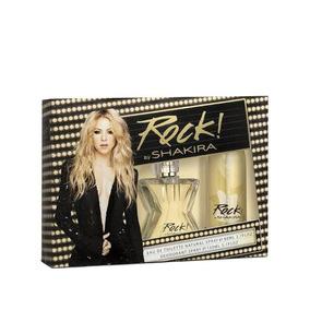 Rock By Shakira Eau De Toilette 80ml + Deo Spray 150ml