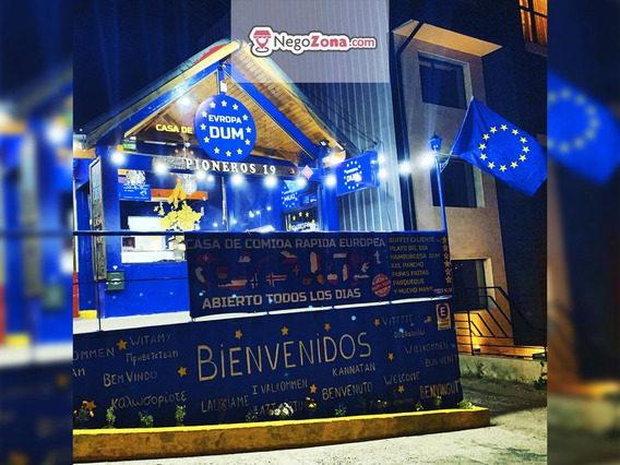 Fondo De Comercio - Comida Rápida Europea - Bariloche