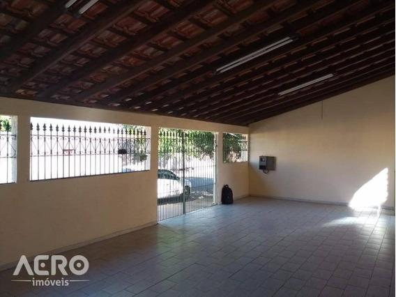 Casa Com 4 Dormitórios Para Alugar, 153 M² Por R$ 1.200,00/mês - Jardim Nova Esperança - Bauru/sp - Ca1619