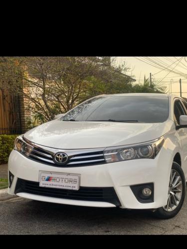 Imagem 1 de 6 de Toyota Corolla 2015 2.0 16v Xei Flex Multi-drive S 4p