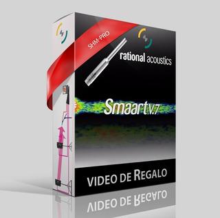 Rational Acoustics Smaart V7 / Pc