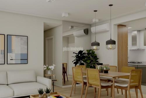 Apartamento Para Comprar Com 2 Quartos E 1 Vaga Em Vila Romana-sp - Pj53668