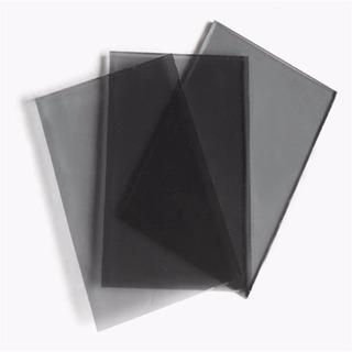 Vidrio Laminado 3+3 Color Gris Claro 600 X 1100