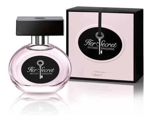 Perfume Feminino Antonio Banderas Her Secret 30ml