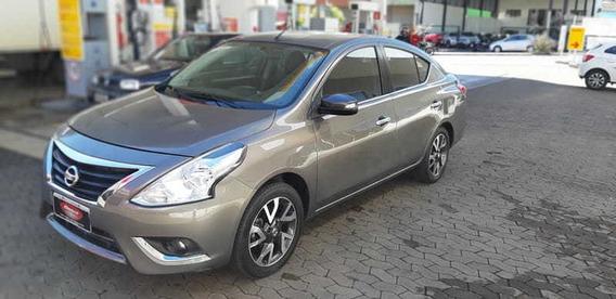 Nissan - Versa 1.6 Sl Cvt 16v 4p Automatico 2017