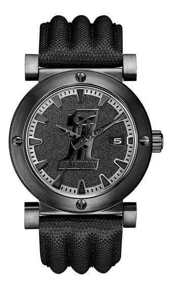Reloj D/ Caballero Harley Davidson 78b131 Número 1 Negro