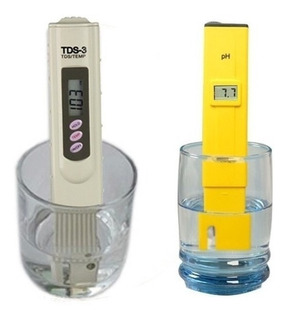 Combo Peachimetro Digital Ph + Tds + Temperatura !! Kit