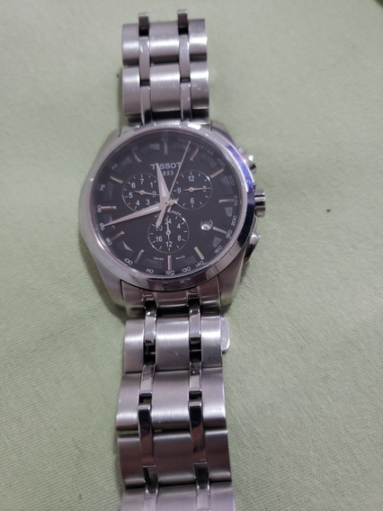 Relógio Tissot Semi Novo, Vidro Cristal Anti Risco.