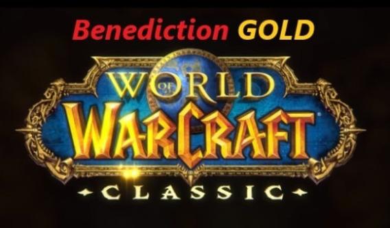 Wow Classic Gold - 100g (benediction Alinaça)