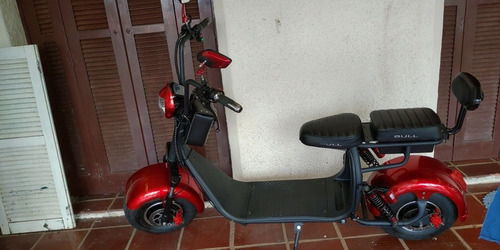 Imagem 1 de 15 de Scooter Eletrica Bull Motors 1000w  60v 12ah