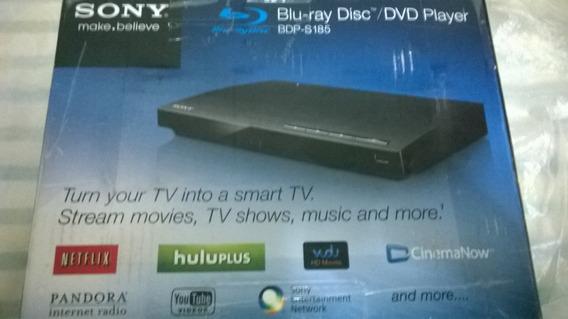 Bluray Sony Modelo Bdp-s185 (nuevo)