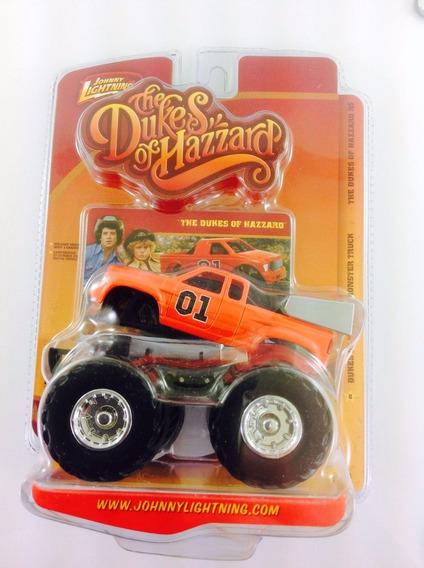 Johnny Lightning General Lee Truck Dukes Hazzar Solo Envios