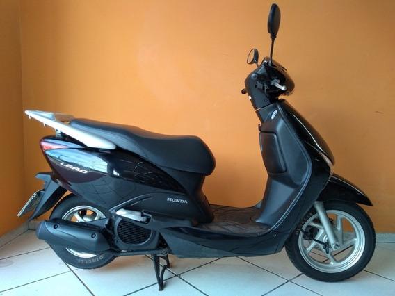 Honda Lead 110 2011 Preta