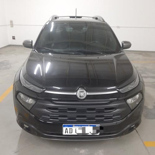 Fiat Toro 2.0 Black Jack 4x4 At 2018