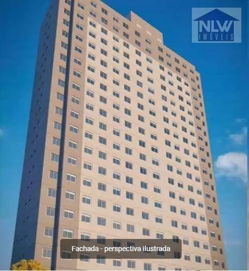 Apartamento Com 1 Dormitório À Venda, 32 M² Por R$ 158.900 - Cambuci - São Paulo/sp - Ap1332