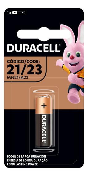 Pila Duracell Alcalina Mn21 23a V23ga 12v X 6 Unidades
