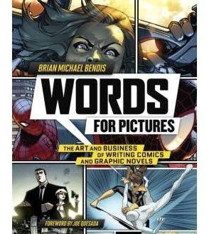 Words For Pictures: The Art And Business Of Writing Comics A