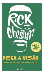 Livro Rick Chester - Pega A Visão - Editora Buzz 2018