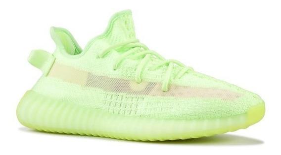 Tenis adidas Yeezy Boost 350 V2 Static Reflective Masculino