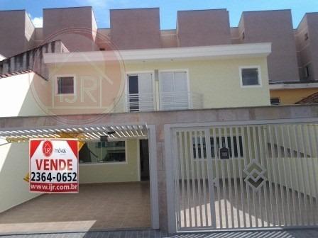 Imagem 1 de 13 de Casa Para Venda, 3 Dormitórios, Tucuruvi - São Paulo - 1136