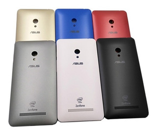 Tampa Traseira D/bateria Asus Zenfone 5 A501 A500 T00j Cores