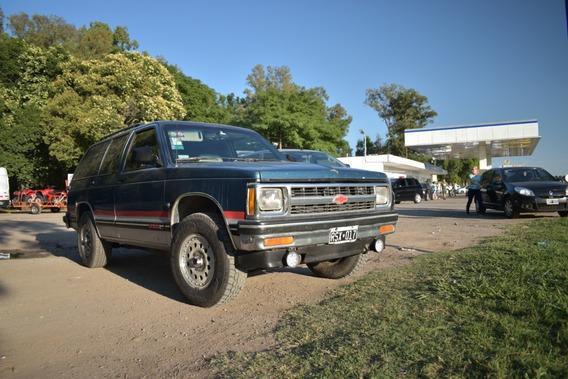 Chevrolet Blazer Tahoe Lt 4x4 4.3 V6