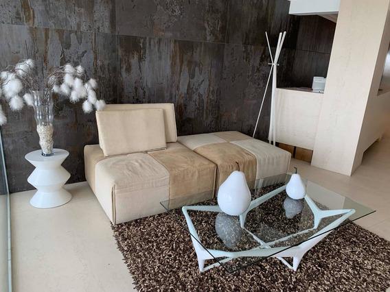Apartamento Venta De 2 Dormitos En Rambla De Punta Carretas