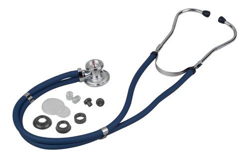 Imagem 1 de 1 de Estetoscópio Rappaport Premium - Azul