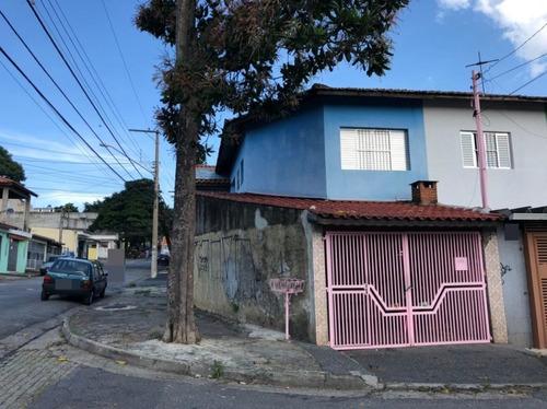 Sobrado Para Locação No Bairro Vila Barros Em Guarulhos - Cod: Ai22918 - Ai22918